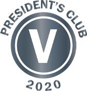 Verico VERIS Awards President's Club - Ric Lazare Mortgage Broker in Kelowna, BC
